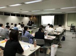 【研修会】H30年/7月/7日 KMWレポート